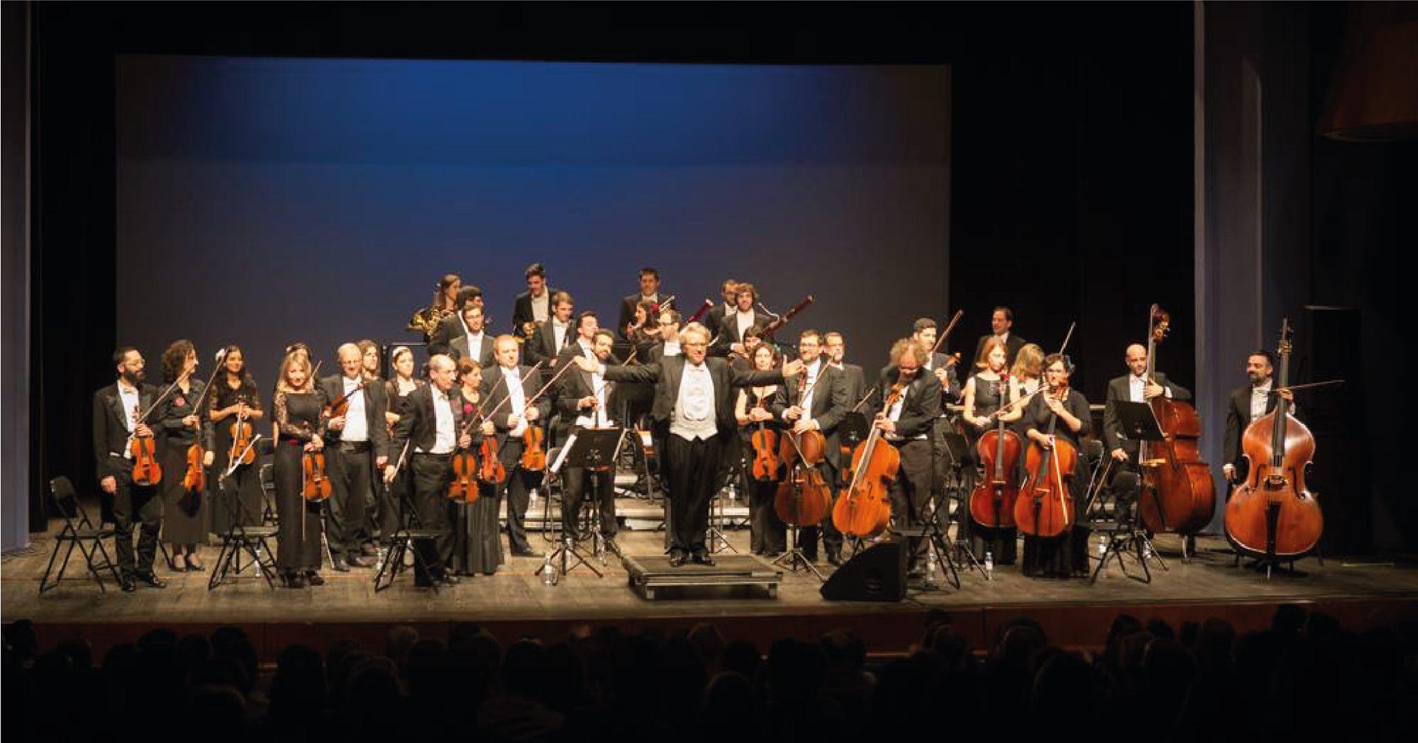 Concerto Orquestra Filarmonia das Beiras | Comemorações 37º aniversário da elevação de OAZ a cidade