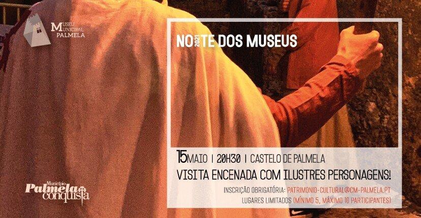 NOITE DOS MUSEUS - DIA INTERNACIONAL DOS MUSEUS