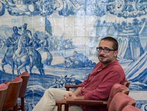 A ESCRITA SALVA?, com Pedro Sena-Lino e o seu Marquês de Pombal - A iluminação de um maldito em tempos de pandemia
