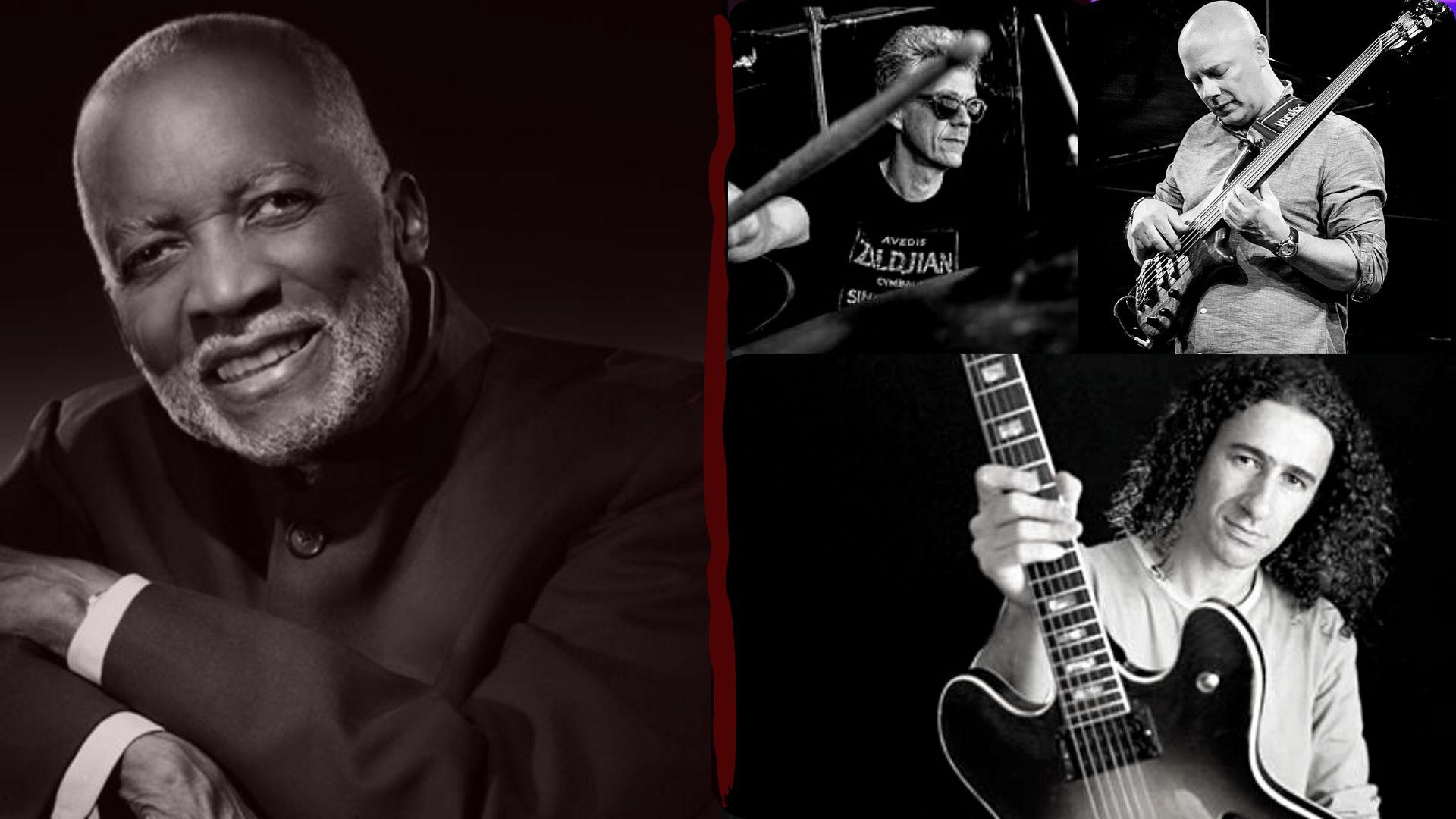 PEDRO MADALENO Super Power Trio - ''Tribute to Ahmad Jamal''