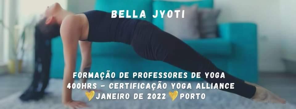 Formação de Professores de Yoga 2022 * Porto