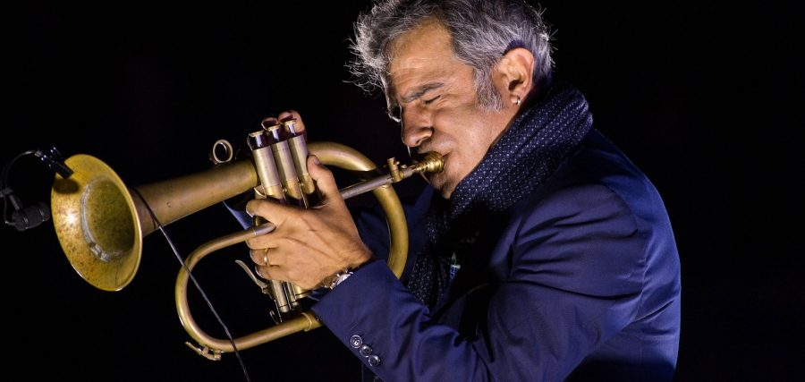 Paolo Fresu com Paolo Silvestri e Orquestra Jazz do Mediterrâneo Norma In Jazz
