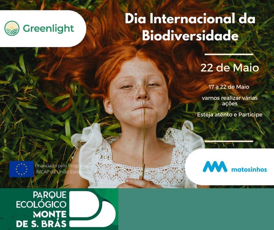 Comemoração do Dia Internacional da Biodiversidade