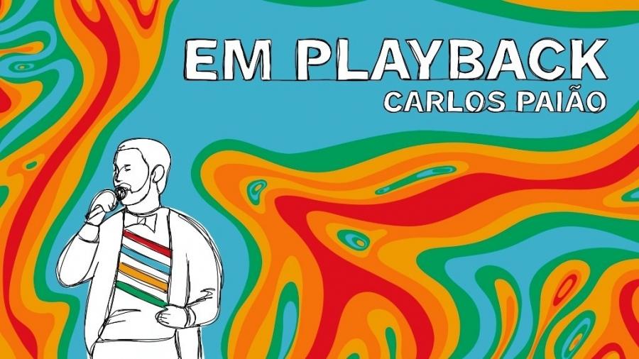 """Concerto Solidário """"Em Playback – Carlos Paião"""""""