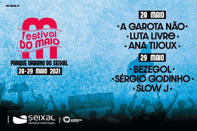 Festival do Maio 2021