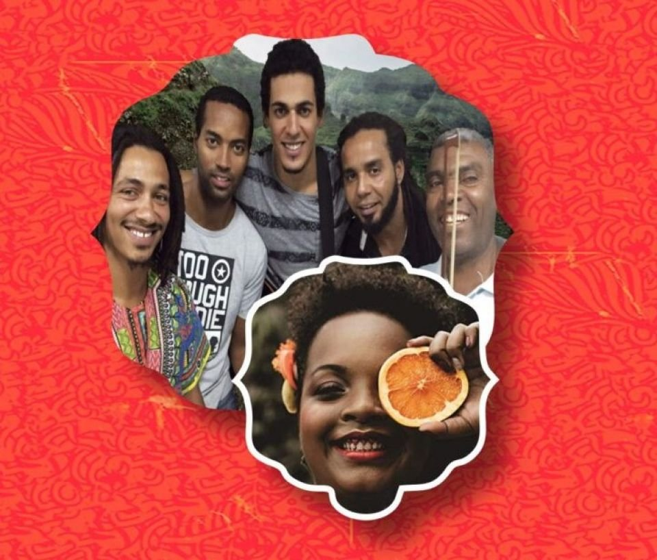 Festival Sete Sóis Sete Luas - Gwendoline Absalon & Santo Antão 7Sóis Band