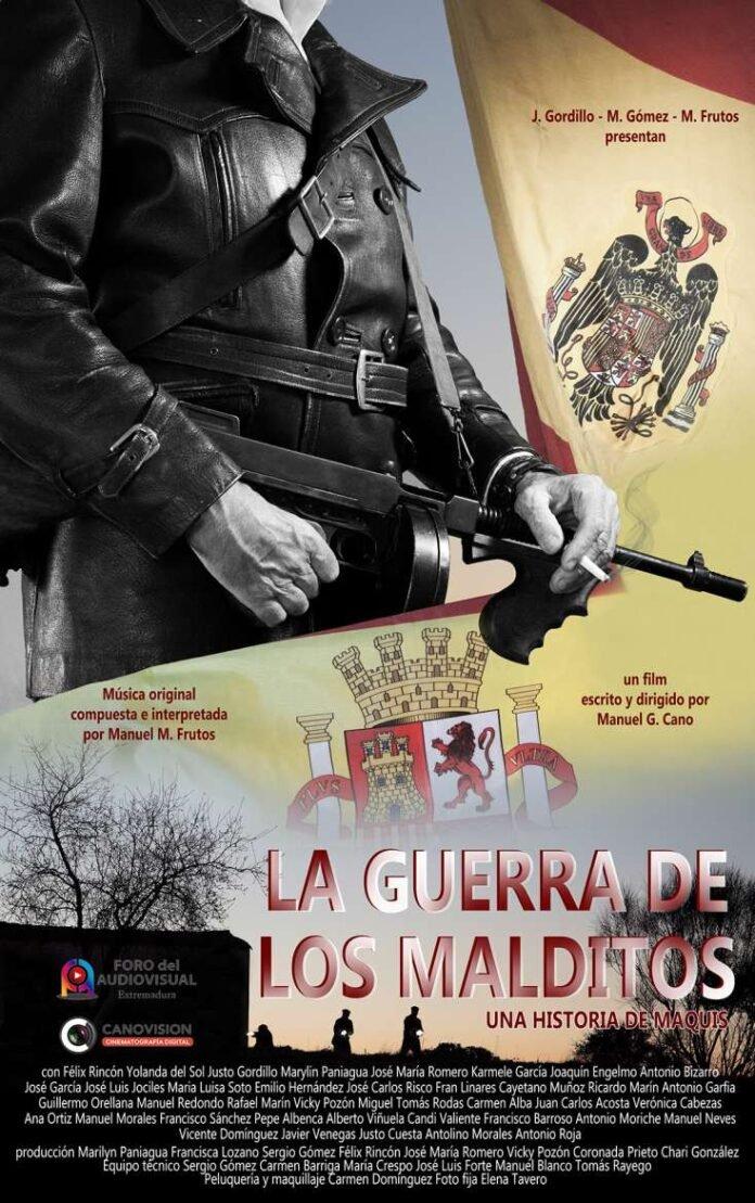 Filmoteca de Exremadura   'La guerra de los malditos, una historia de maquis'