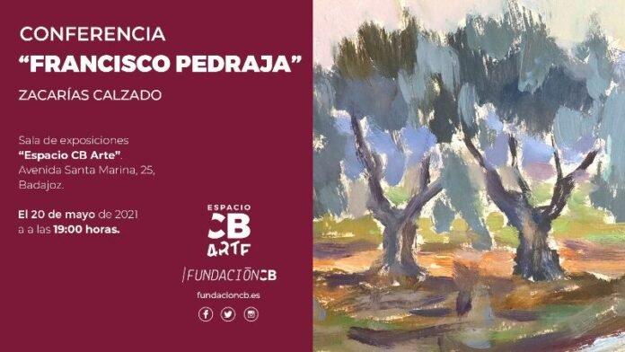 Conferencia sobre Francisco Pedraja
