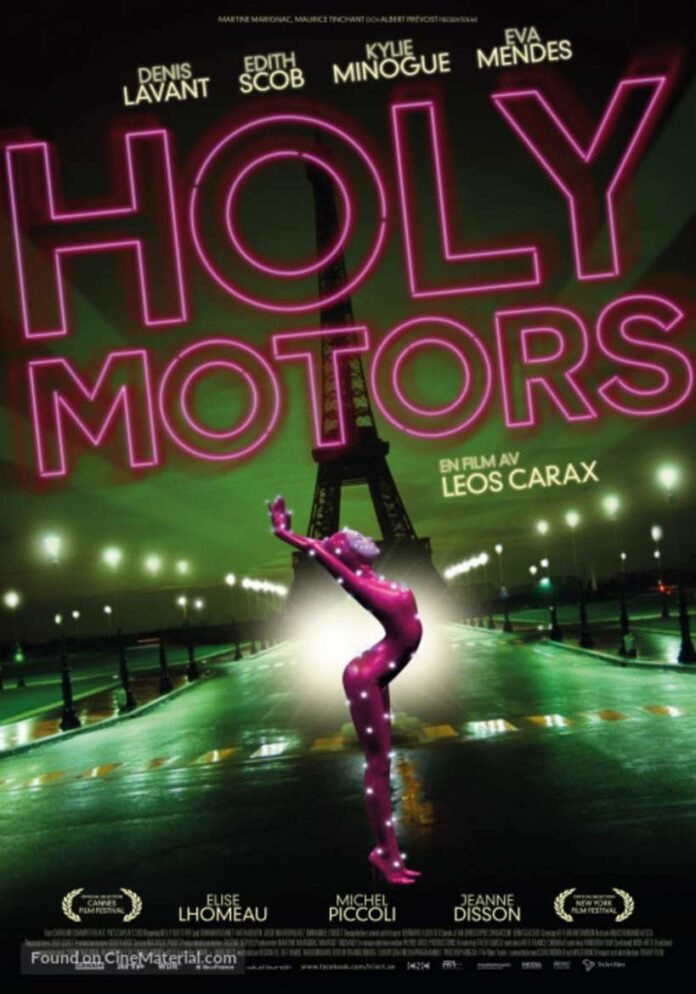 Filmoteca de Extremadura | 'Holy Motors'