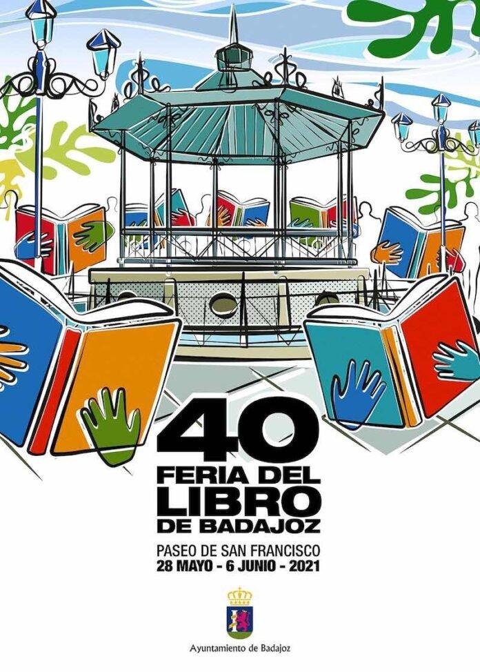 40 Feria del Libro de Badajoz | del  28 de mayo al 6 de junio