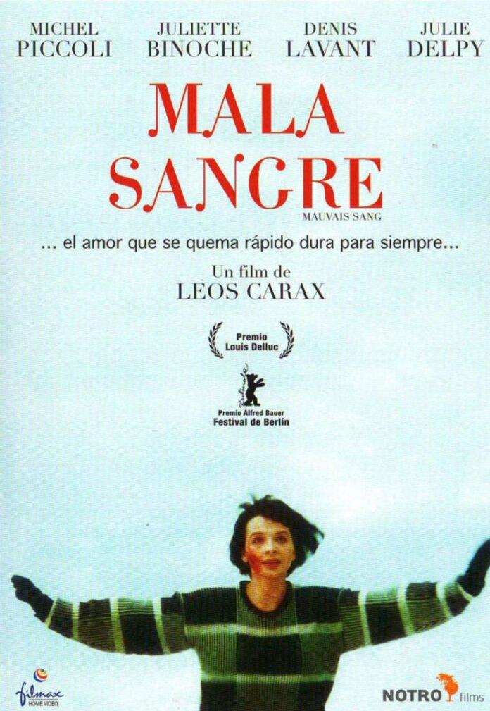 Filmoteca de Extremadura   'Mala sangre'