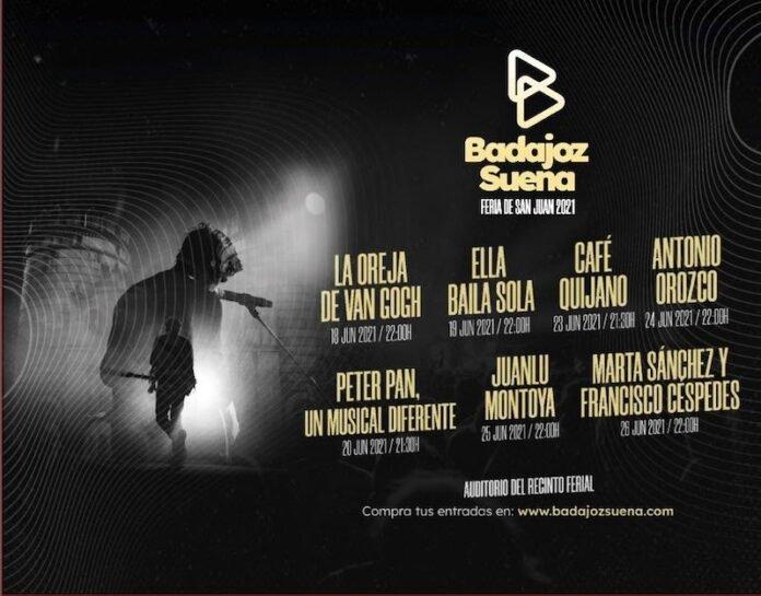 Marta Sánchez y Francisco Cespedes  | Feria San Juan 2021
