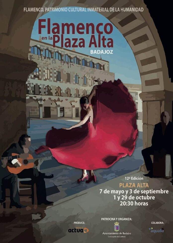 Flamenco en la Plaza Alta con Jesús Ortega
