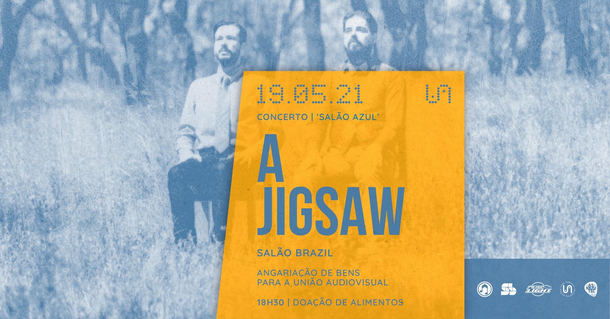 Salão Azul ~ a Jigsaw