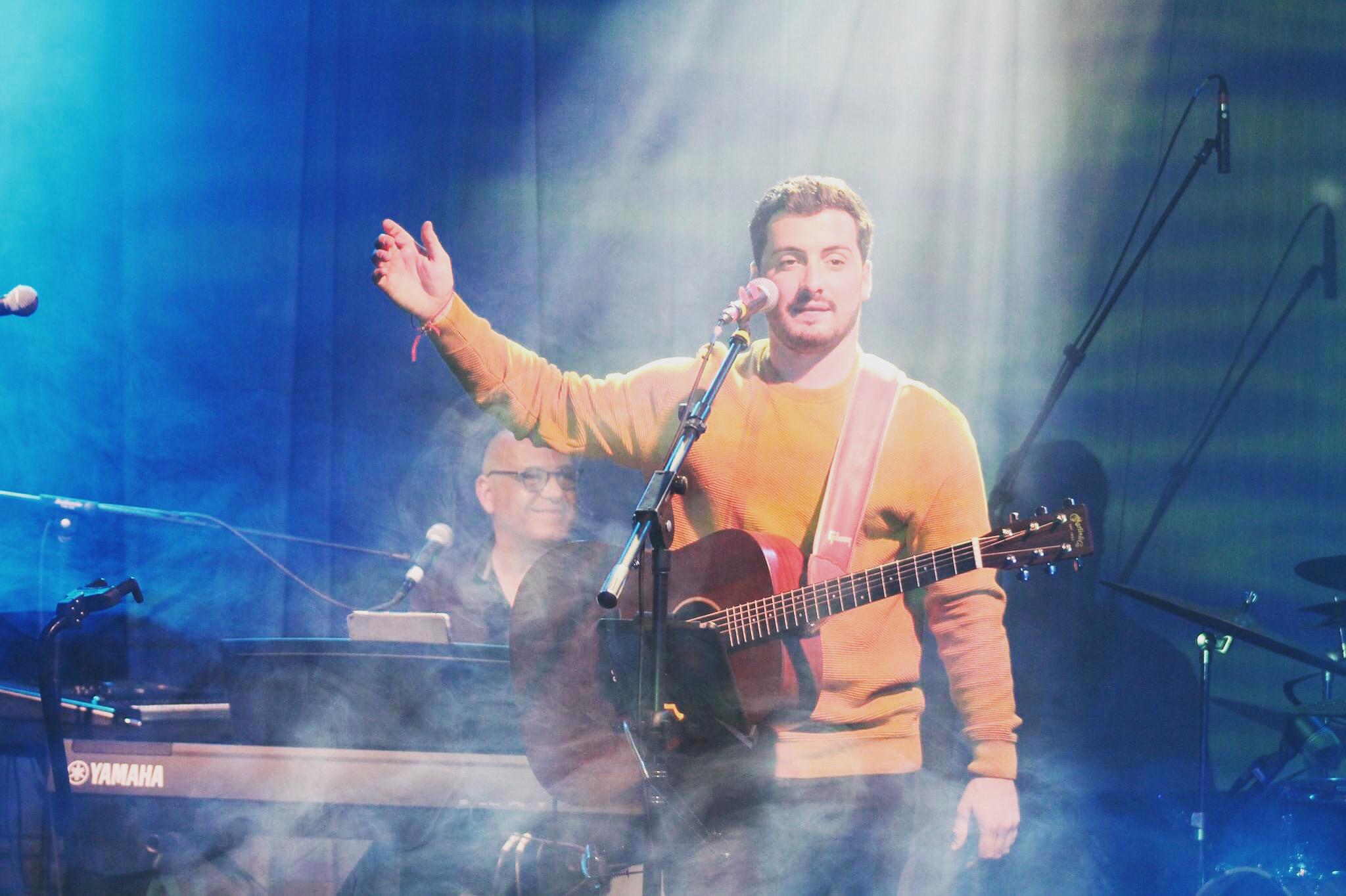 Fernando Leal - em concerto