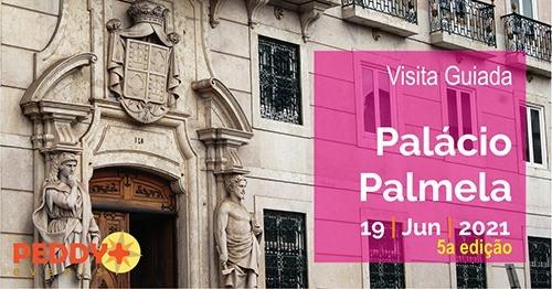 Visita Guiada ao Palácio Palmela (5ª Edição)