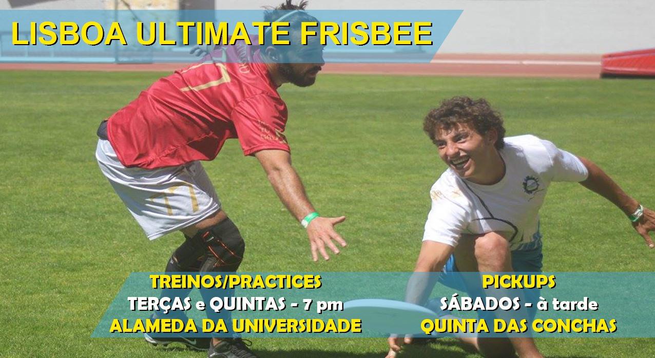 Lisbon Ultimate Frisbee Training - 14 (2021)