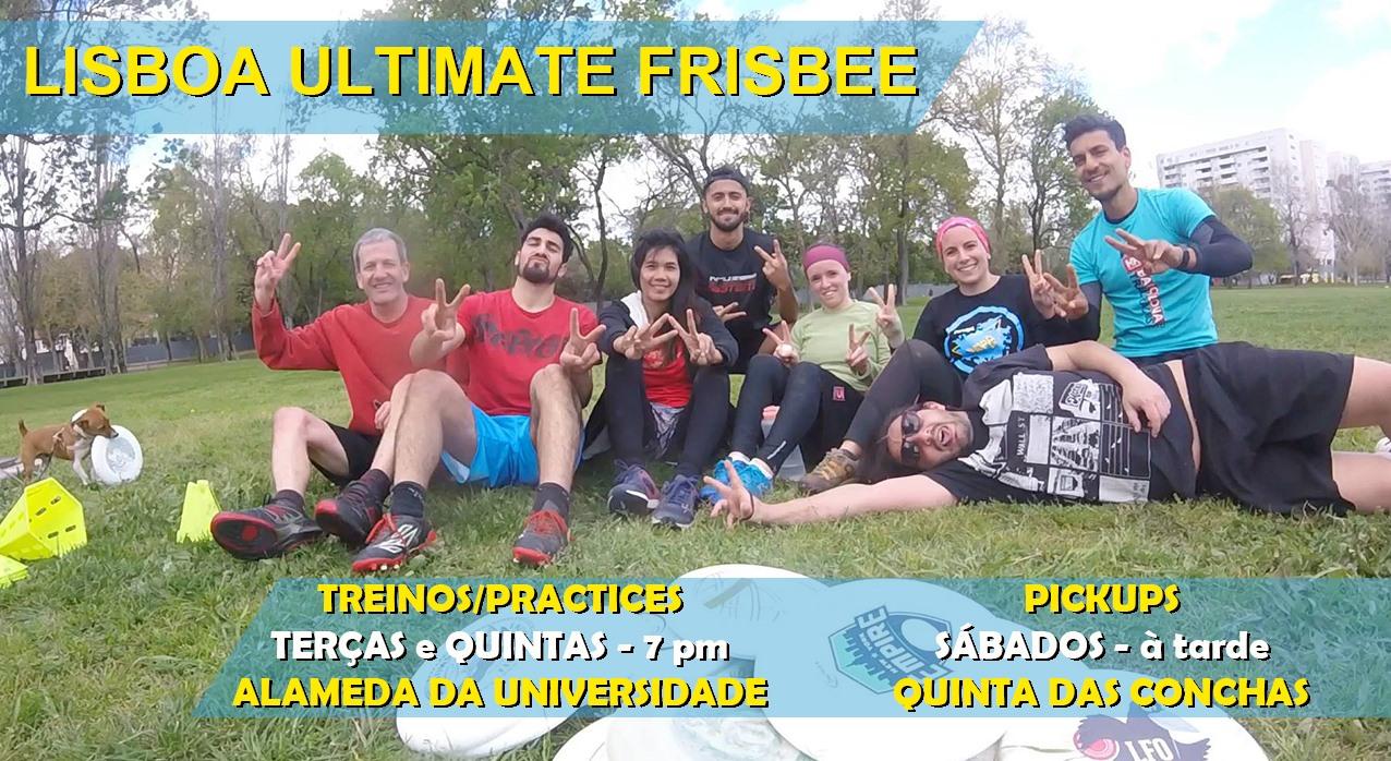 Lisbon Ultimate Frisbee Training - 13 (2021)