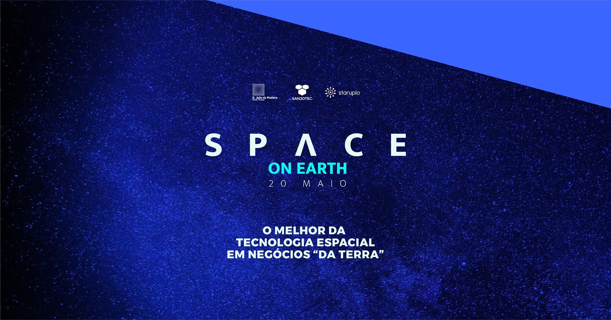 Space On Earth | Tecnologia Espacial em negócios 'da Terra'