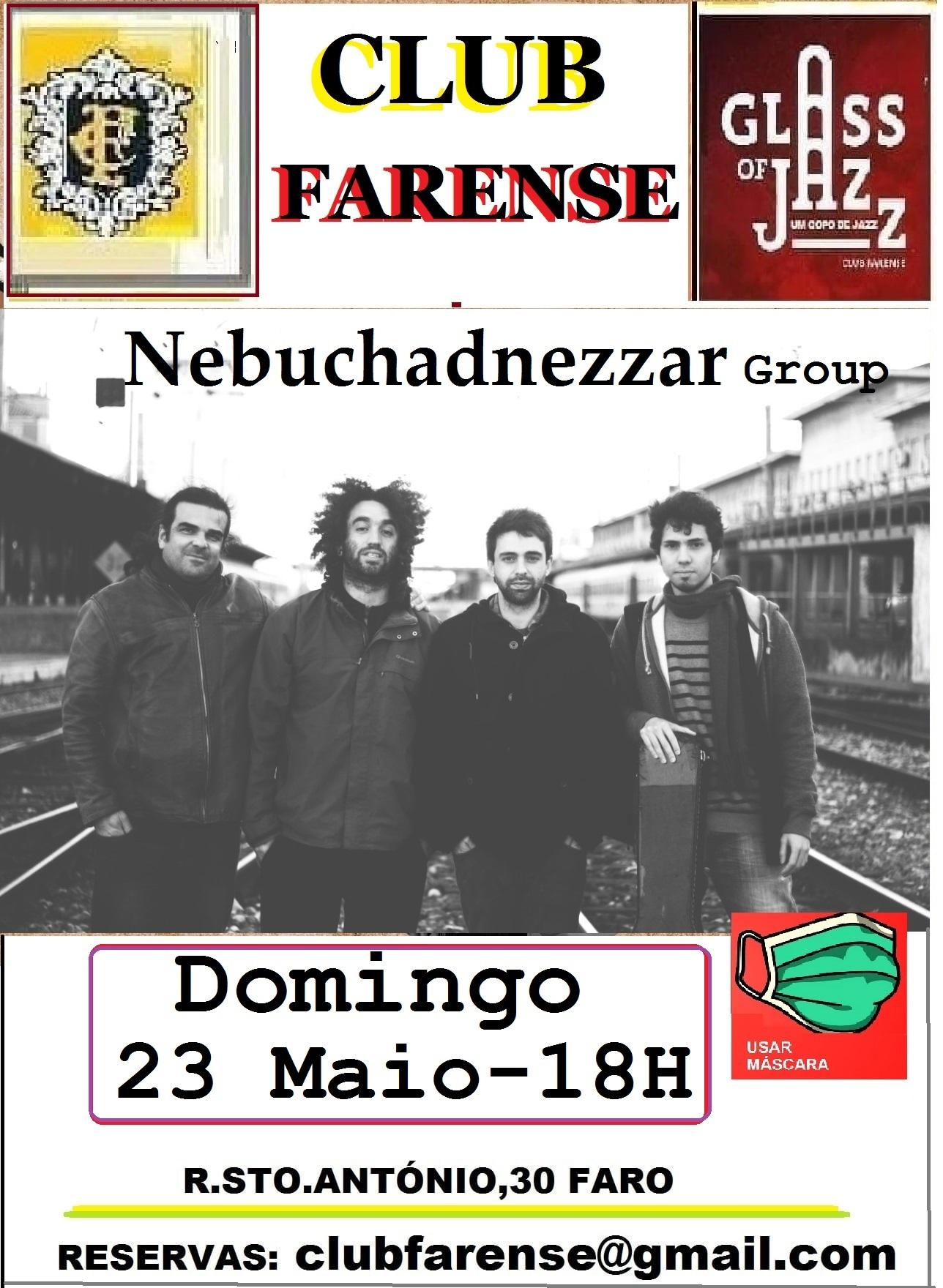 Nebuchadnezzar Group - Glass of Jazz