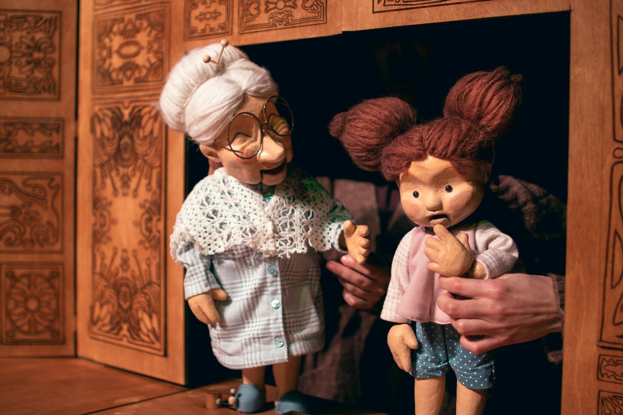 A Caixa de Nove Lados | Teatro de Marionetas