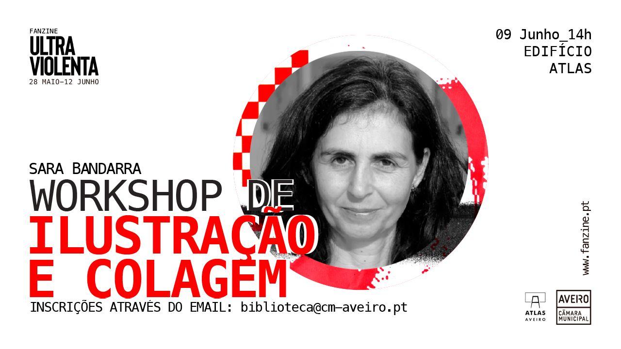 Workshop de Ilustração e Colagem