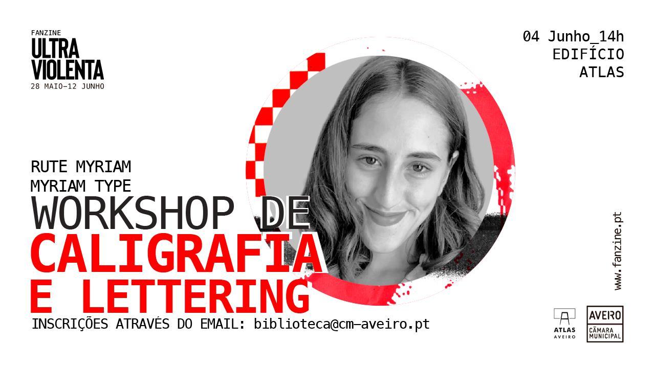 Workshop de Caligrafia e Lettering