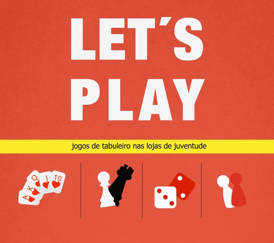 """""""LET'S PLAY"""" EM ABRIL NAS LOJAS DA JUVENTUDE"""