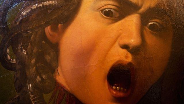 """""""Caravaggio - A Alma e o Sangue"""""""