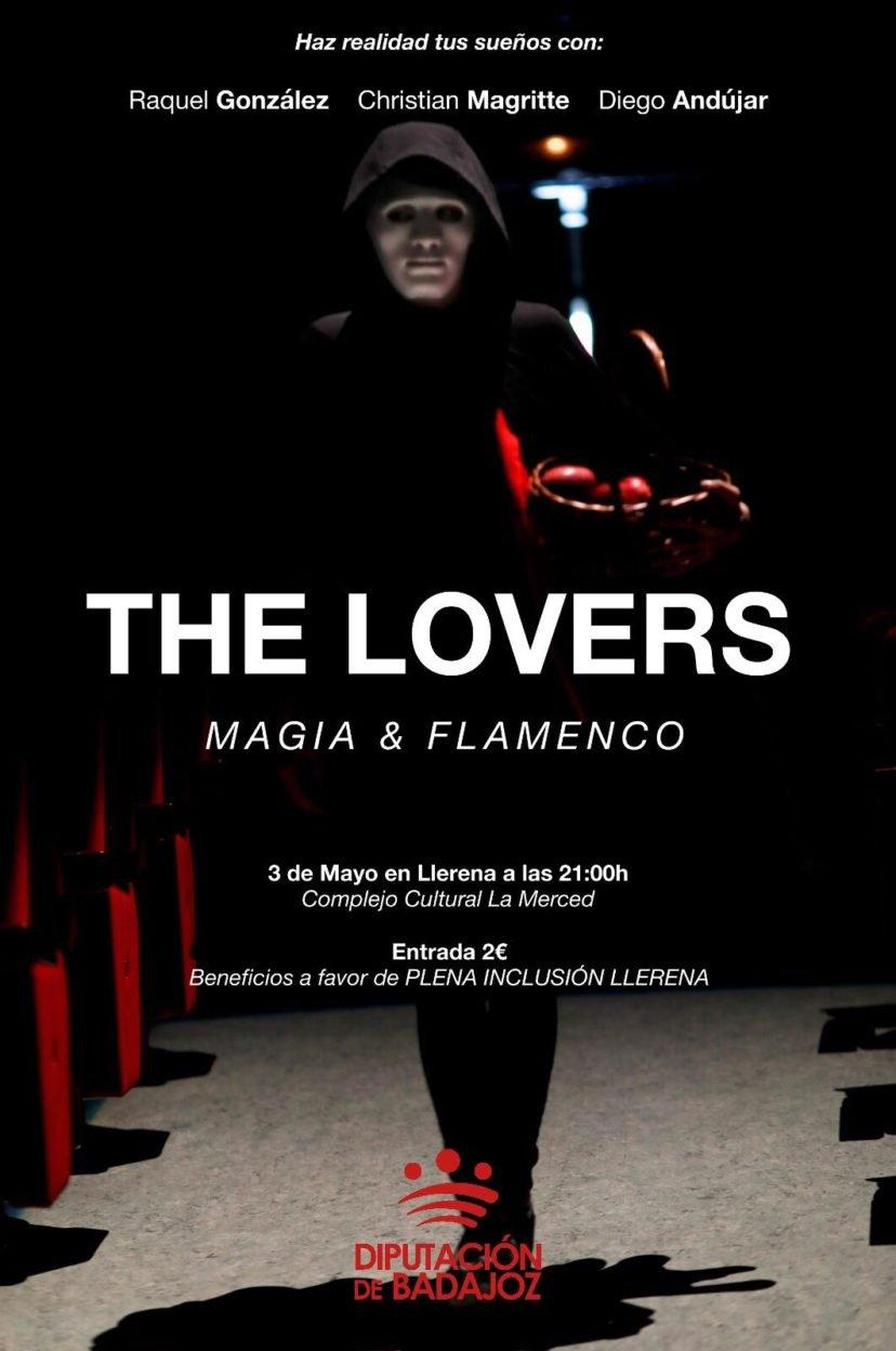The Lovers, espectáculo de magia y flamenco