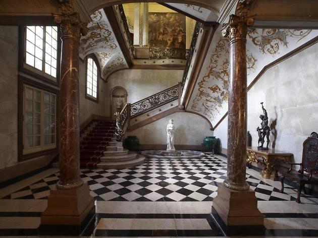Segredos da Mitologia Clássica no Palácio Foz