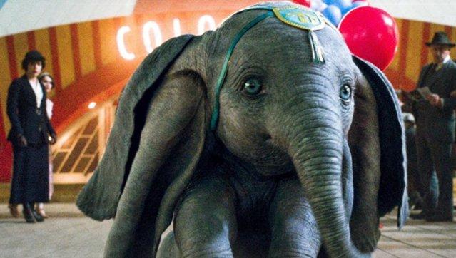 Matiné Infantil: Dumbo