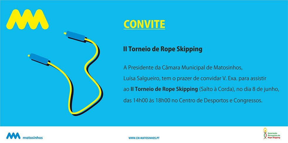 Torneio de Rope Skipping
