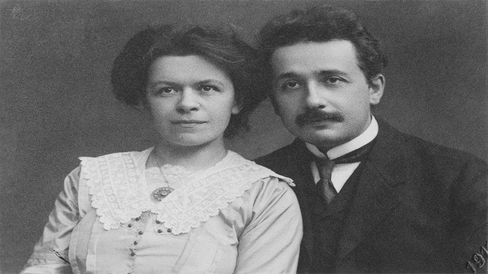 Mujeres en la sombra. El caso de Mileva Einstein.