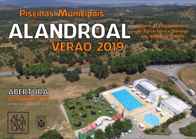 Abertura Piscinas Municipais 2019