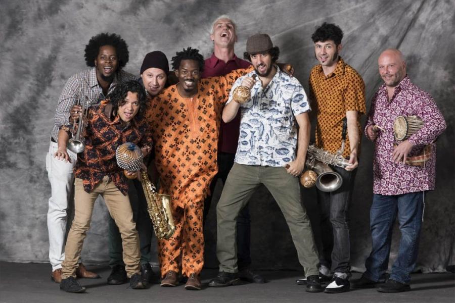 Ogun Afrobeat en Cáceres
