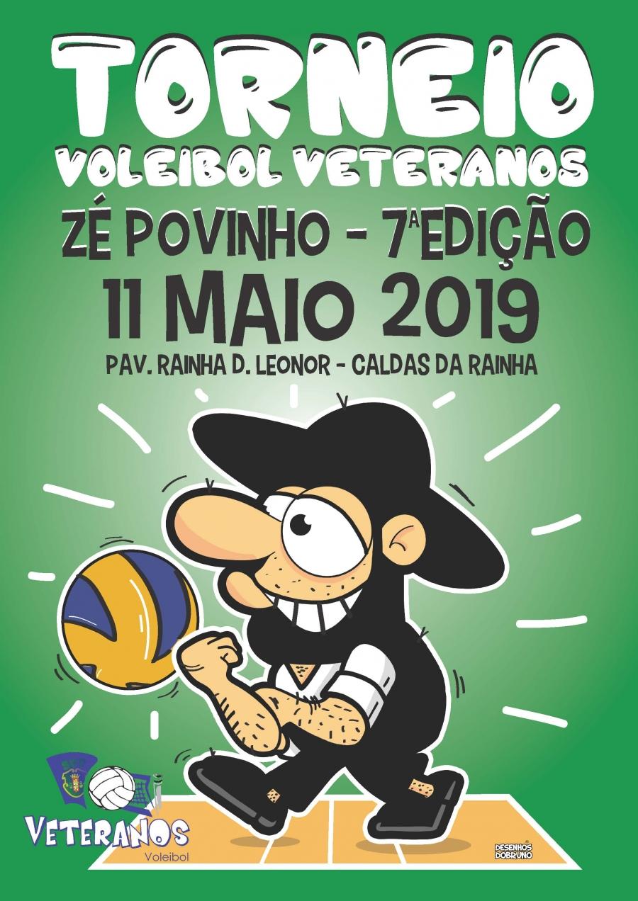 Torneio Voleibol Veteranos Zé Povinho - 7ª Edição