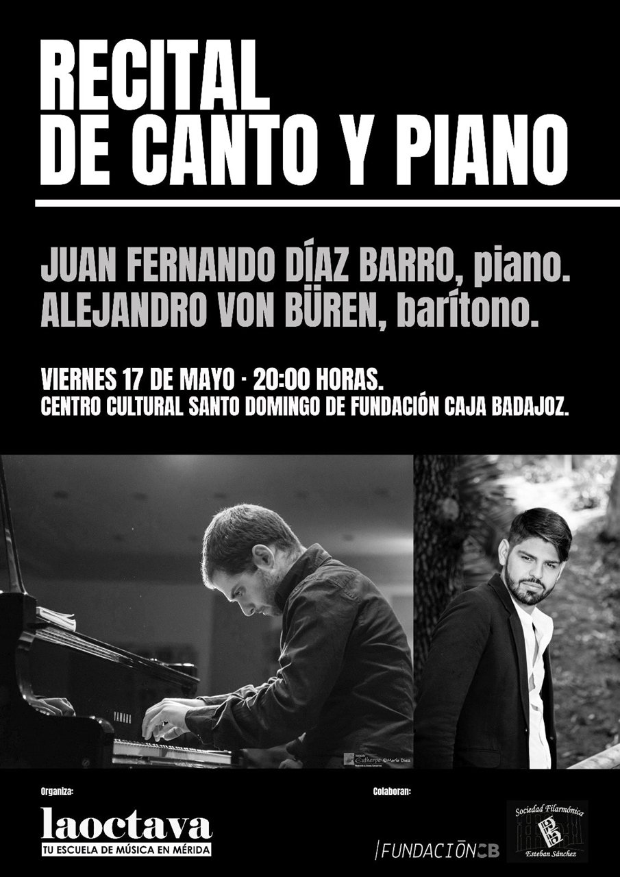 Recital Canto y Piano