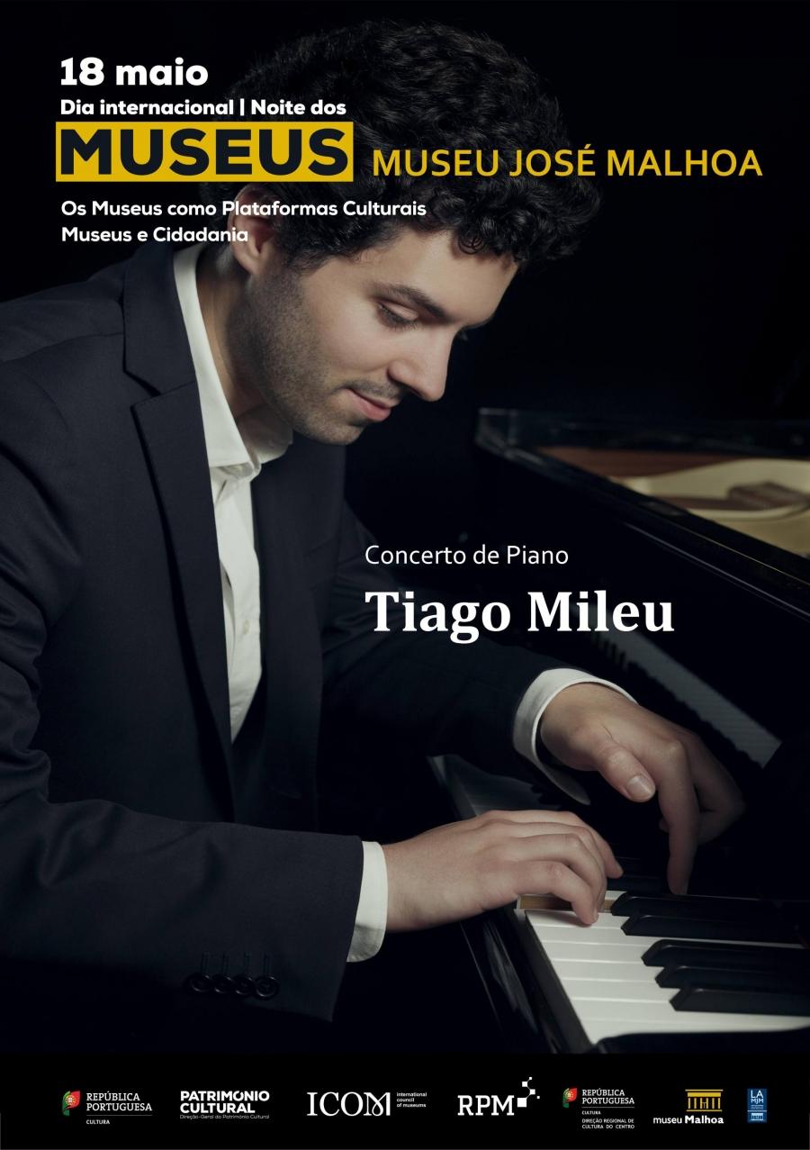 Concerto de Piano Tiago Mileu