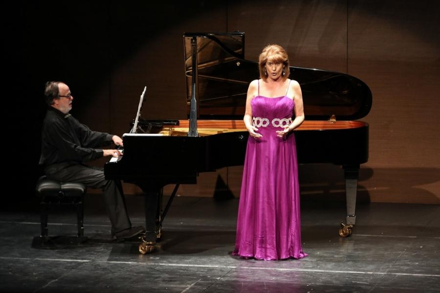 Concierto del Dúo Elena Grajera (Mezzosoprano) y Antón Cardó (Piano)