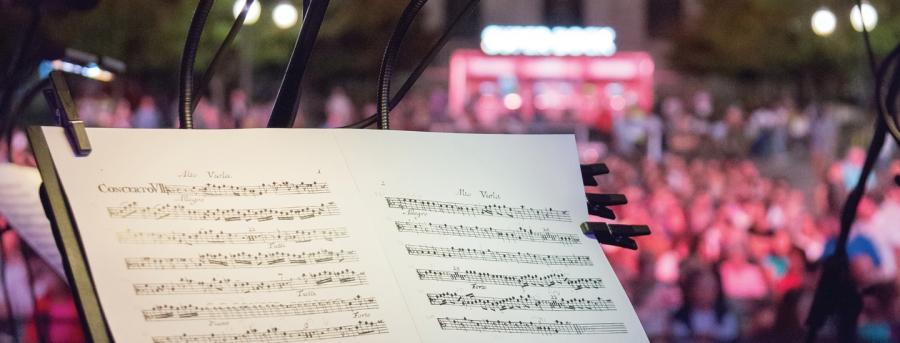 Concertos na Avenida