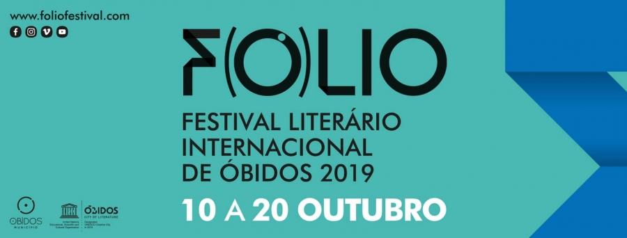 FOLIO - Festival Literário Internacional de Óbidos 2019