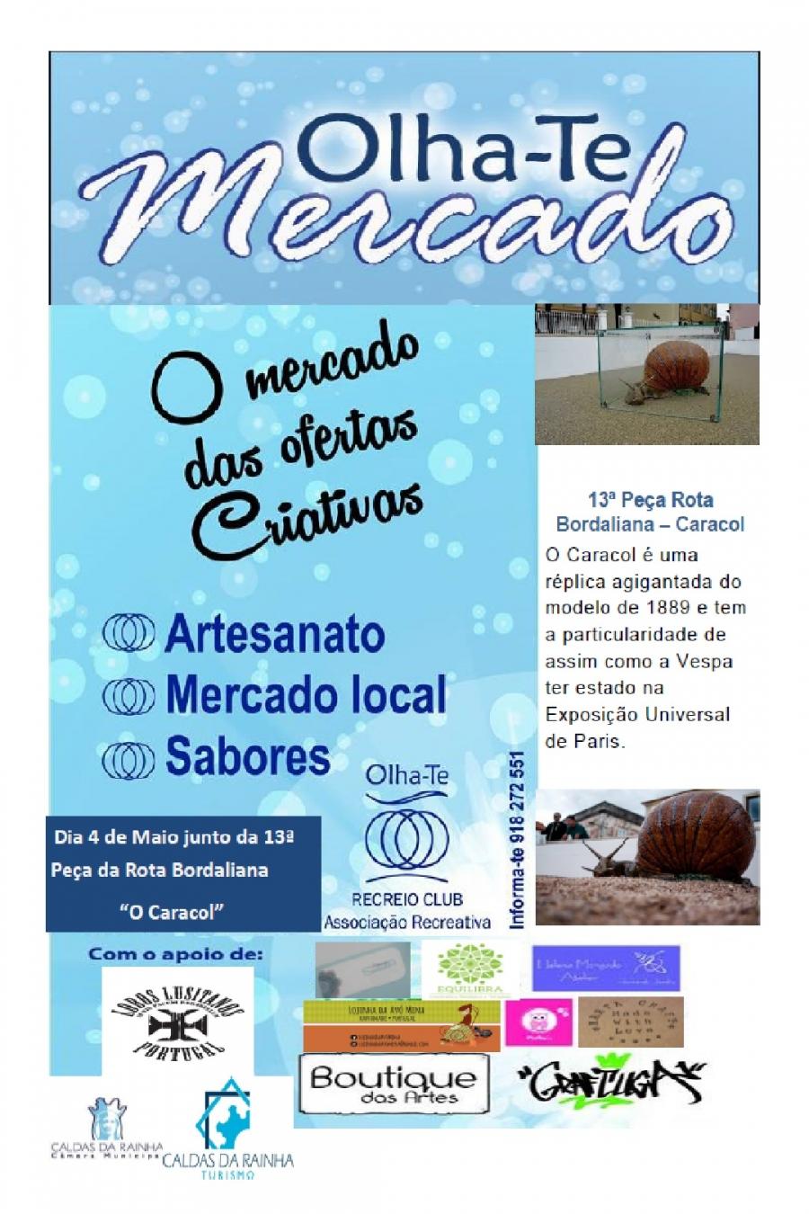 Mercado 'Olha-Te'