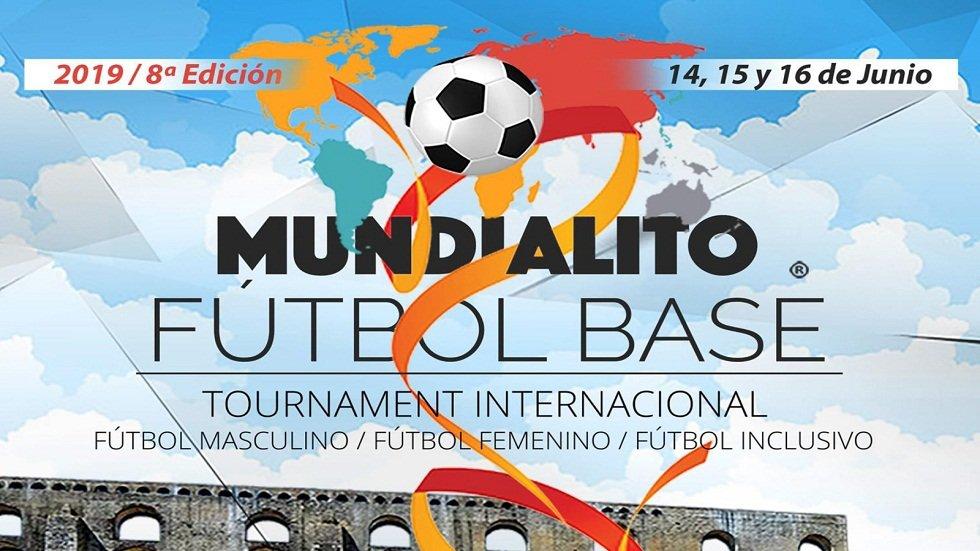 VIII Mundialito Fútbol Base Ciudad de Badajoz - Elvas