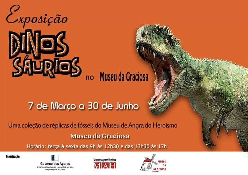 Exposição Dinossáurios