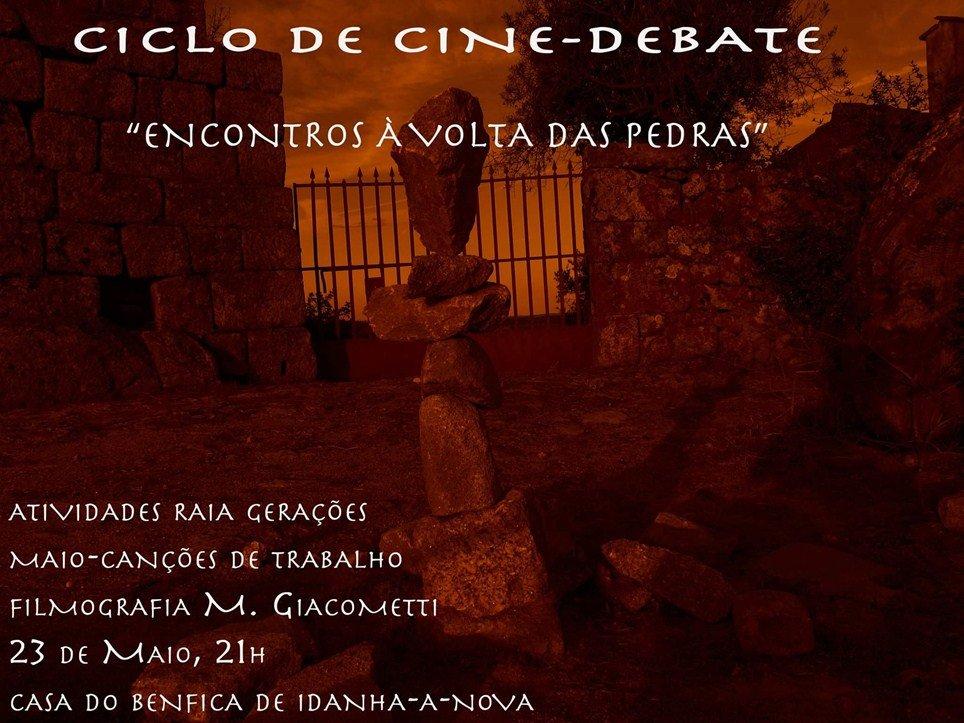 Ciclo de Cine-Debate  em Idanha-a-Nova