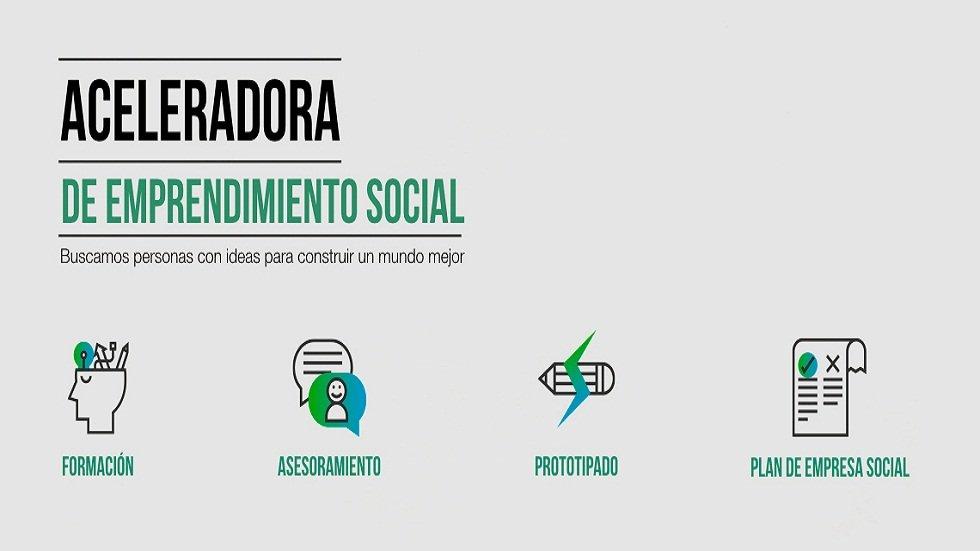 Aceleradora de Emprendimiento Social – EFES