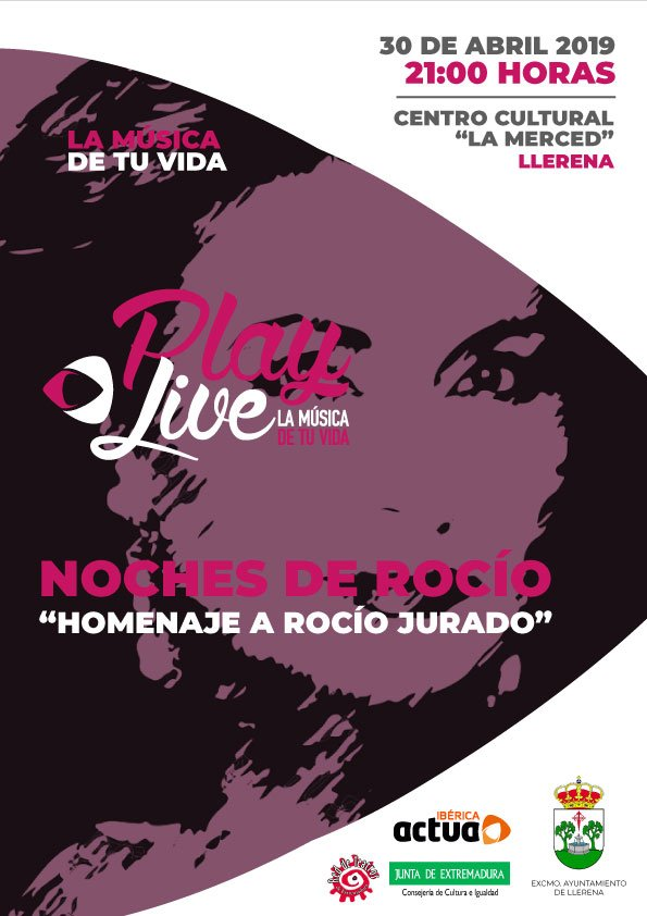 Noches de Rocío: Homenaje a Rocío Jurado en el CC La Merced