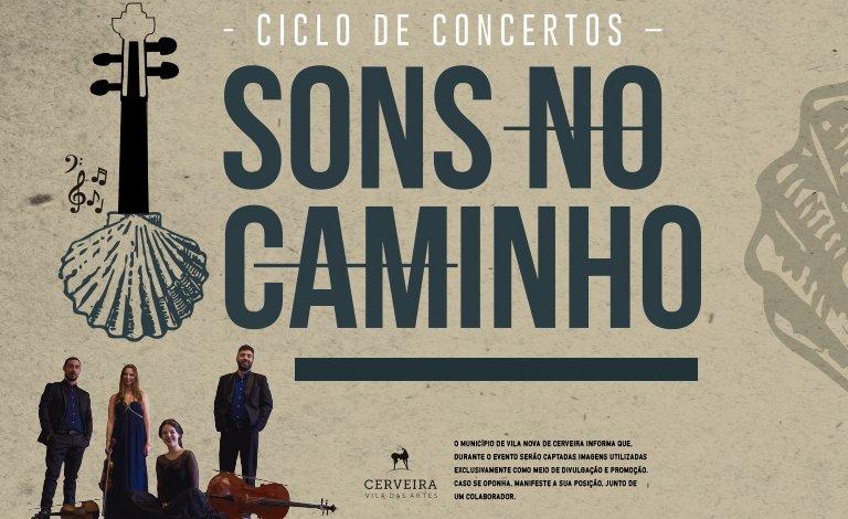 Concerto Sons no Caminho