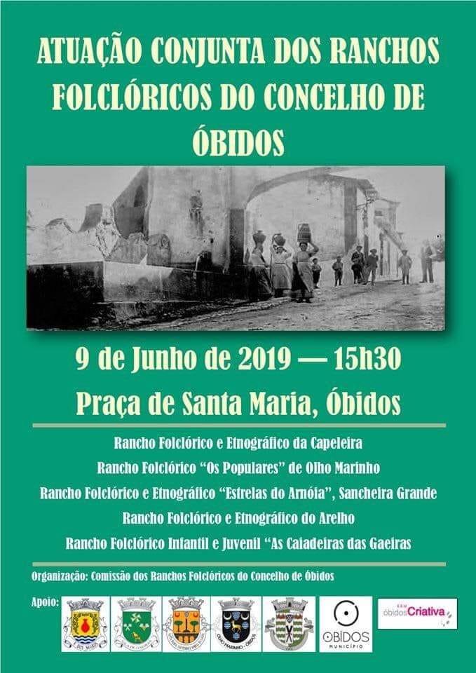 Ranchos Folclóricos do Concelho de Óbidos
